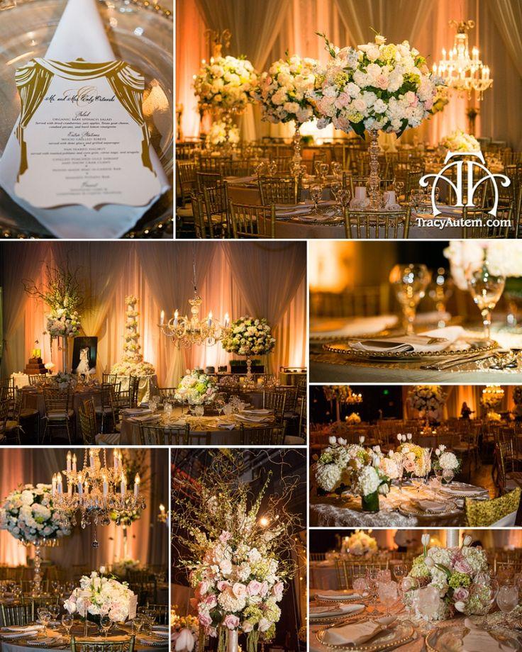 Fairytale wedding designed by Tami Winn Events