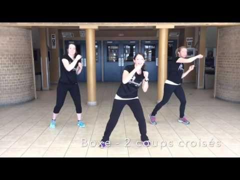 Danse échauffement #8 Jeunes en santé - YouTube