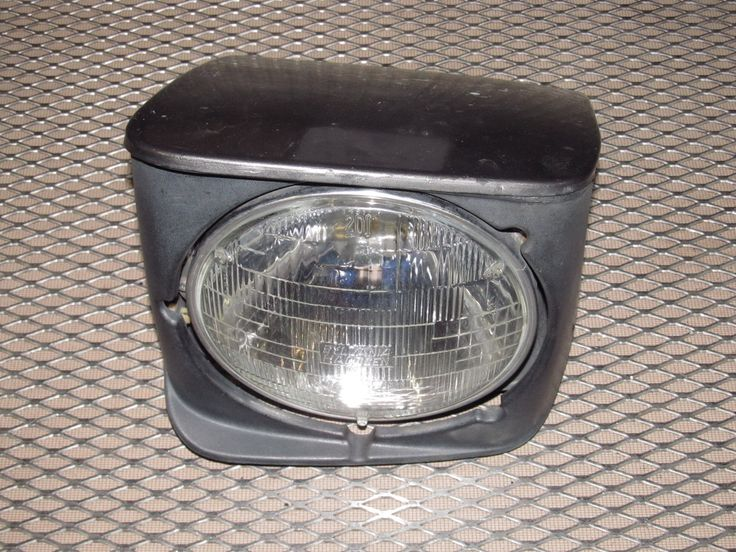 81-83 Mazda RX7 OEM Headlight Assembly - Left