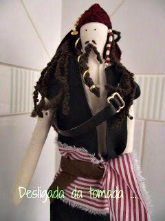 Desligada da Tomada: Mais Johnny Depp - Capitão Jack Sparrow!