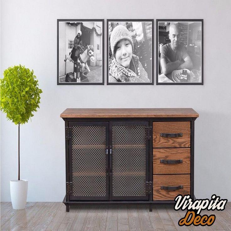Virapita Deco | Inicio | Muebles de Diseño Rustico, Industrial y Vitage