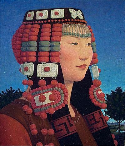 2009 by Xue Mo (b1966 In Inner Mongolia, China; based In Canada)