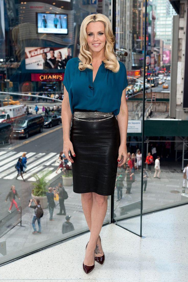 Jenny McCarthy appearance on Extra