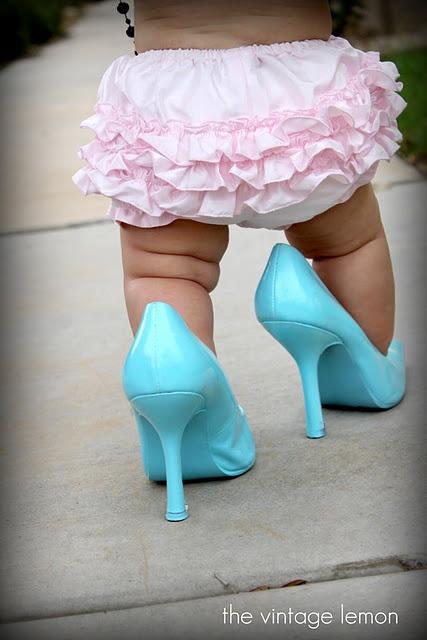 Haha... Training heels? : )