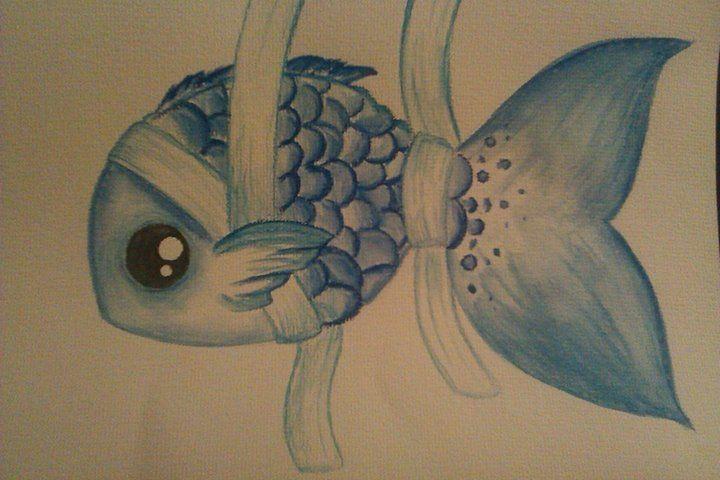 Cute lil' fishiee^-^ Really love it .xx