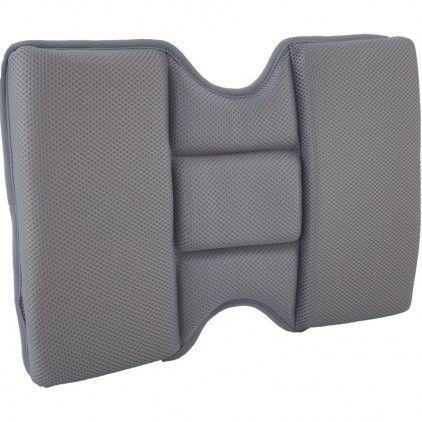 Soulagez votre dos avec ce coussin lombaire à emmener partout : dans la voiture, au bureau ou à la maison. Ne souffrez plus inutilement. #santé #health