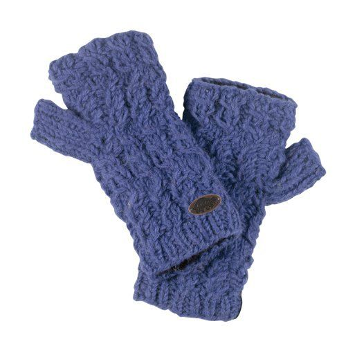 Turtle Fur - Women's Nepal Mika Fingerless Mittens, Hand Knit Wool  Price : $27.99 http://www.turtlefur.com/Turtle-Fur-Womens-Fingerless-Mittens/dp/B00KDPOM42