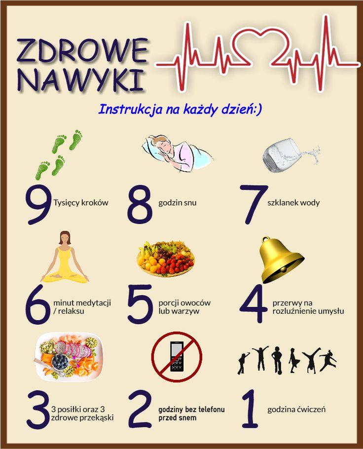 9 zdrowych nawyków na dobry dzień Please follow and like us: