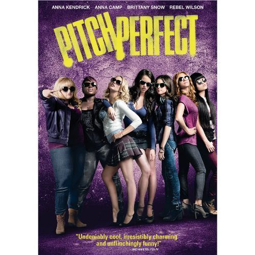 PITCH PERFECT (DVD, 2012) NEW