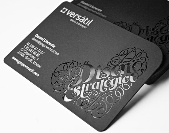 Best 25 Die cut business cards ideas on Pinterest