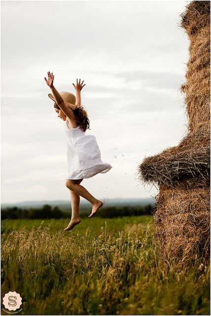 { Farm Jump } by Shannon Lepere on Flickr.