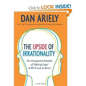 """Another great book by Dan Ariely.  The first part of """"Logic at work"""" is really a must read for every manager."""