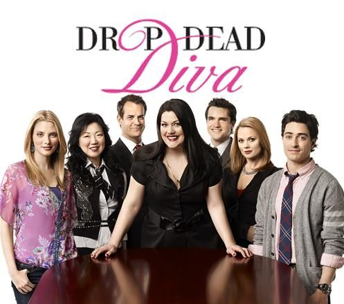 124 best images about jane bingum brooke elliott on pinterest brooke elliott curvy fashion - Drop dead diva watch series ...