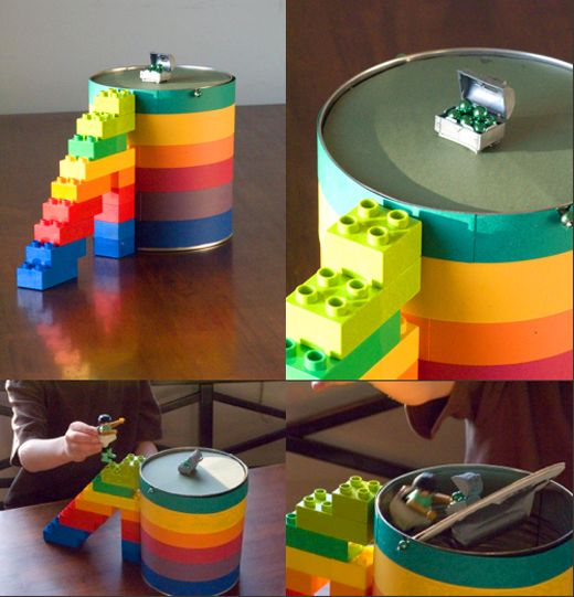 Sandy Toes and Popsicles: Leprechaun Traps.