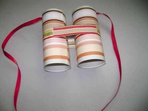 Apple and apple: Поделки из рулонов от туалетной бумаги