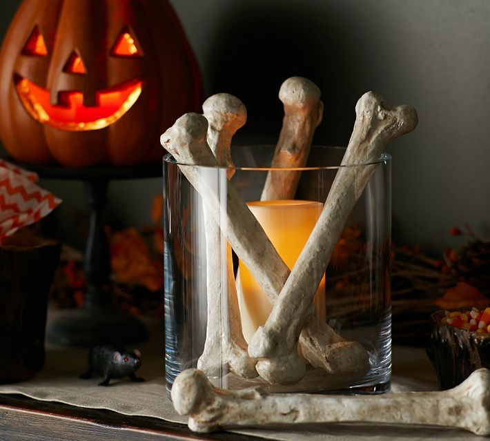 want a polished look for your modern home this halloween since traditional halloween decor