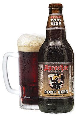 This is the best root beer ever created. Sprecher Root Beer. Amazing. Even better with a little Tito's Vodka!