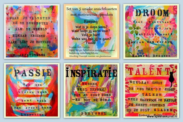Inspirerende spreuken en 10 creatieve tips wat je ermee kunt doen!
