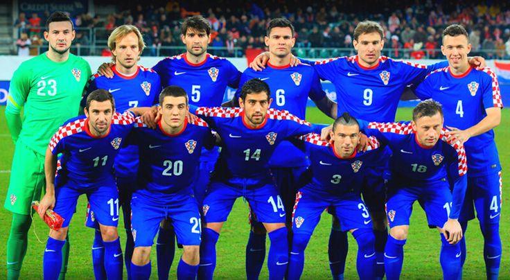 La selección de fútbol de Croacia en Eurocopa de Francia 2016