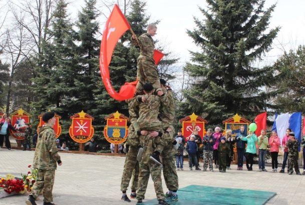 Весьегонск отпраздновал 72-ю годовщину победы в Великой Отечественной войне