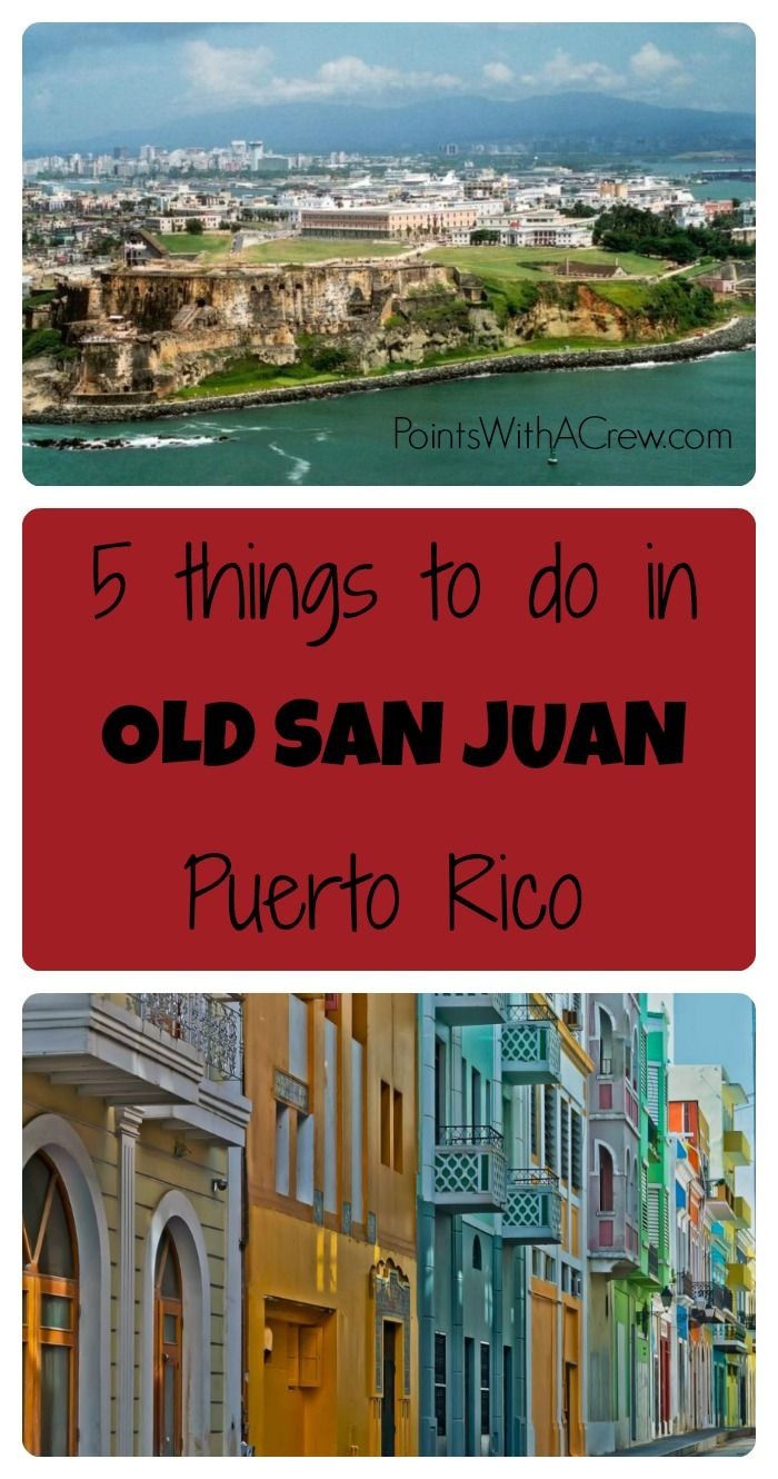 Taking a trip to Old San Juan Puerto Rico? Let travel expert Dan Miller show you what to hit, what to miss, and how to get there and around…