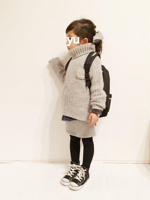 ZARAのニット・セーターを使ったyuuunaのコーディネートです。WEARはモデル・俳優・ショップスタッフなどの着こなしをチェックできるファッションコーディネートサイトです。