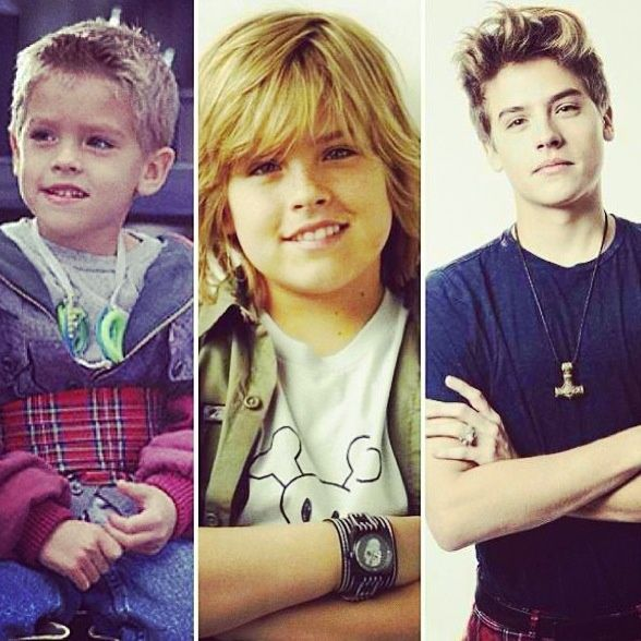 Dylan Sprouse.