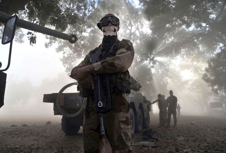The troops of the French Foreign Legion are still among the world's best and most dangerous soldiers.