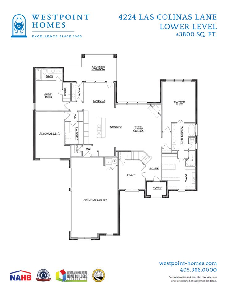 One Of Our Newest Floorplans