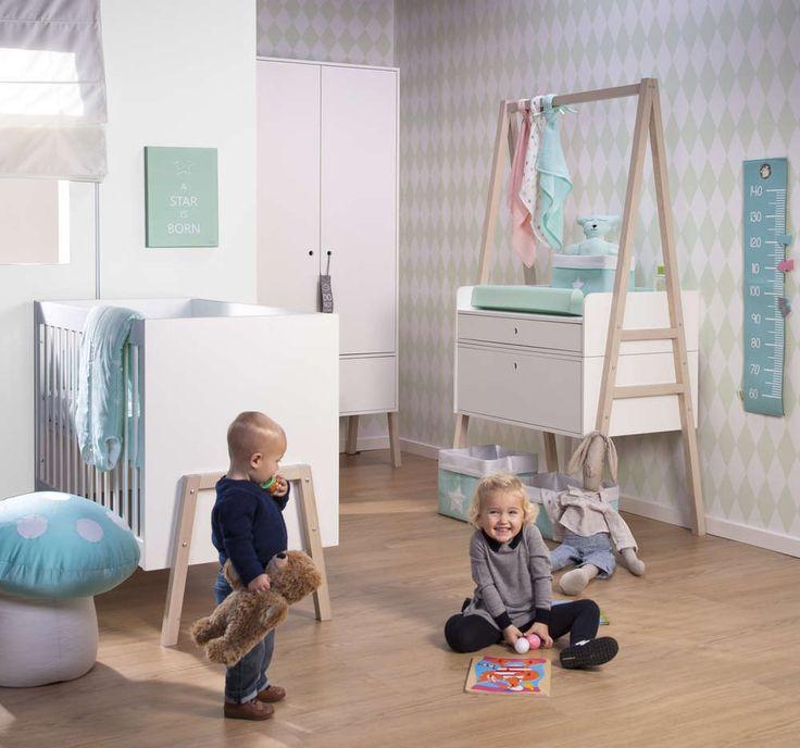 Baby Vox - Βρεφικό δωμάτιο Spot Baby #NurseryFurniture #baby #growingup #nurserydecor #nursery