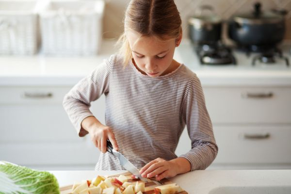 Want to raise healthy kids who aren't picky eaters? Feed them the same healthy foods you eat and skip foods marketed at kids.
