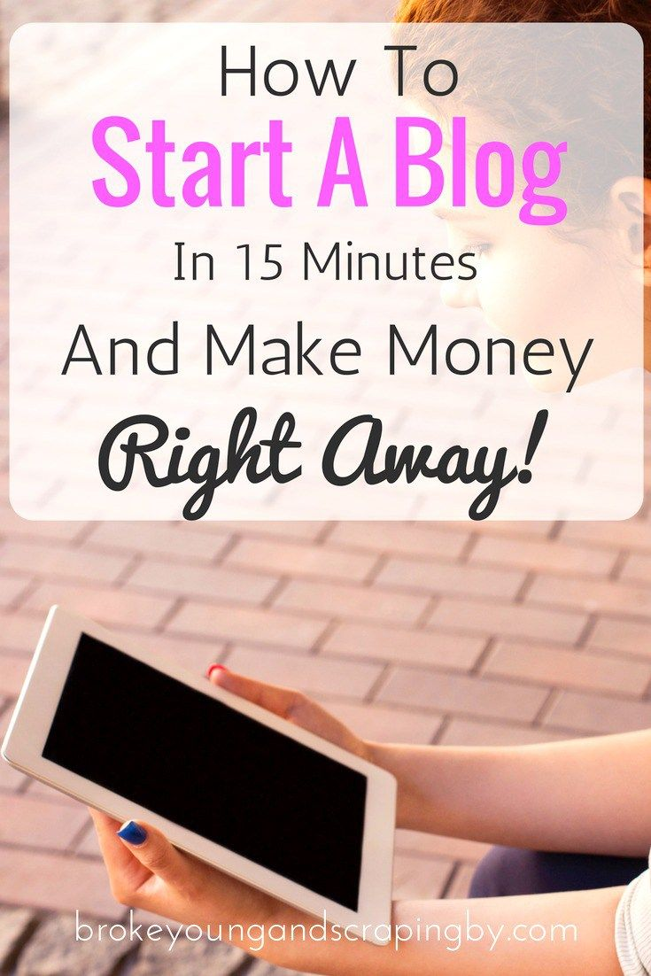 Want to start a money making blog in 2017? I'll walk you through the steps so you can get started!