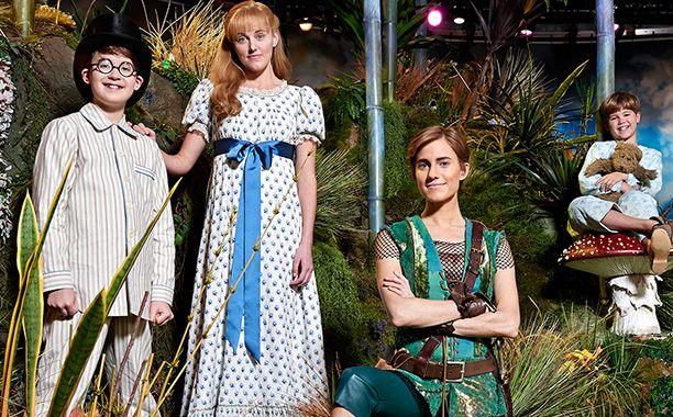 Tonight, Allison Williams will finally take flight in NBC's Peter Pan Live! http://insidetv.ew.com/2014/12/04/peter-pan-live-guide/