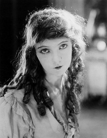 "Lillian Gish in ""Orphans of the Storm"" 1921 UA (and later in ""Body in the Barn"" The Alfred Hitchcock Hour 1964)"