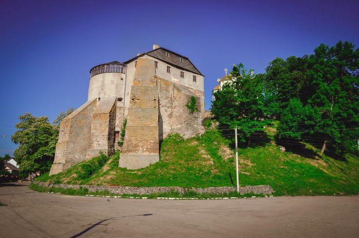 острожзкий замок