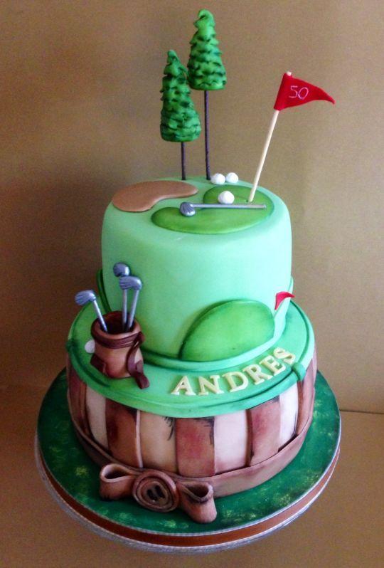 Best 25 Golf Themed Cakes Ideas On Pinterest Golf Cakes