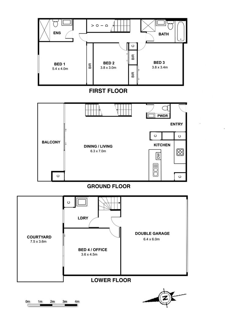Floor Plan that I think is good