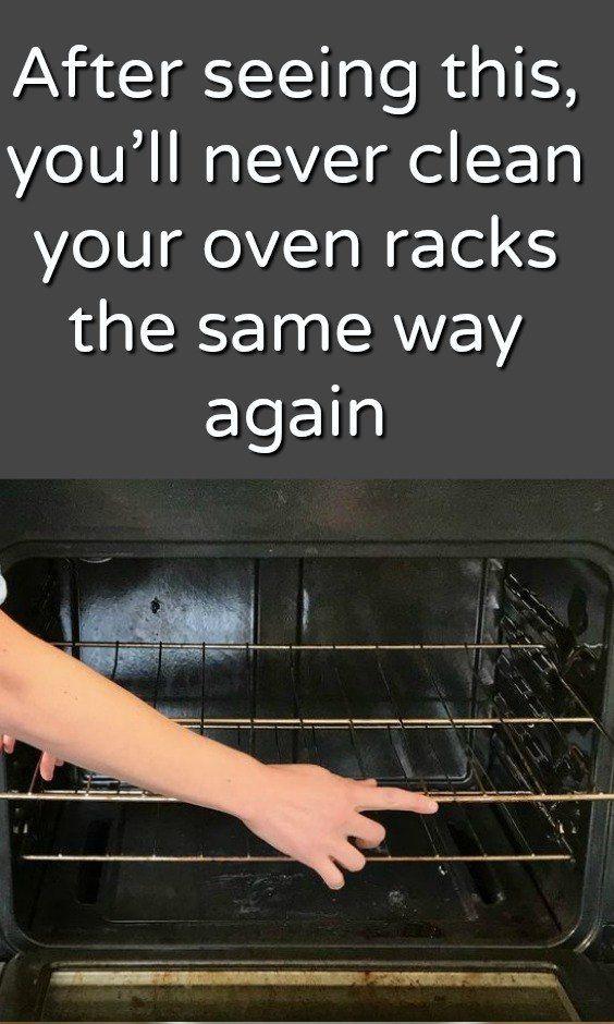 Best 25 Cleaning Oven Racks Ideas On Pinterest Oven