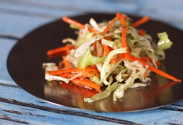 This Tangy Carolina Coleslaw Is Perfect For Barbecues