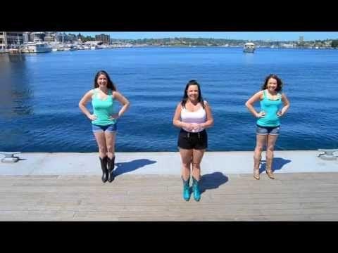 line dancing instructional dvd