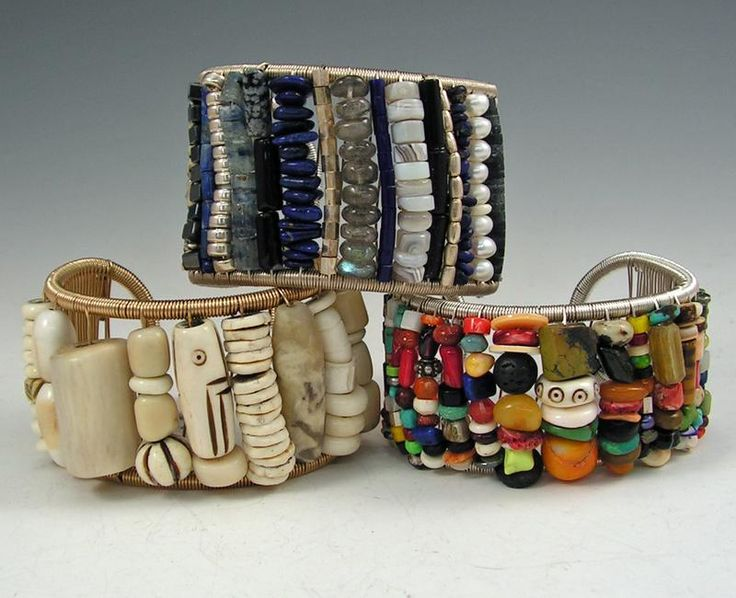 Hand Crafted Jewelry at Raiford Gallery