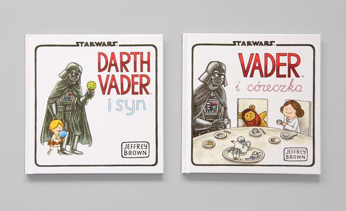 Darth Vader i syn/Darth Vader i córeczka