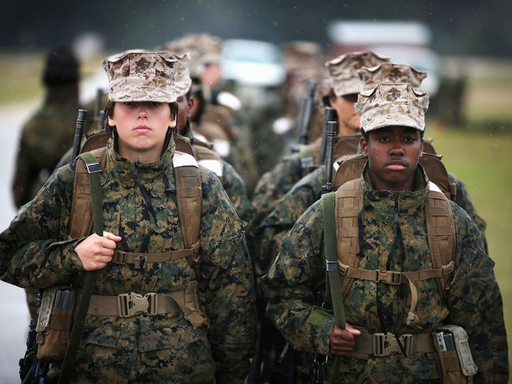 Military job titles are going to be changed to be less sexist—but only some of them. And that says something about how language handles gender.