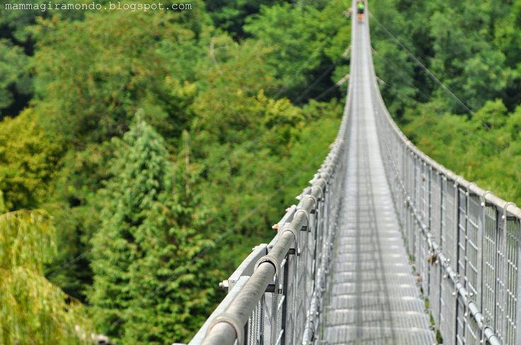 Viaggiare è il mio peccato!!: Il Ponte sospeso