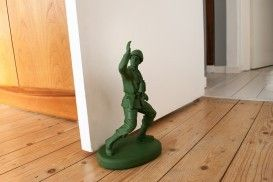 Home Guard Doorstop