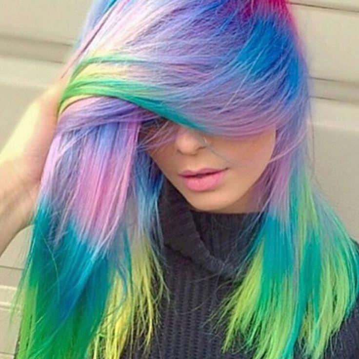 Las 25 mejores ideas sobre pelo gris de mujer en for Color marmoleado para cabello