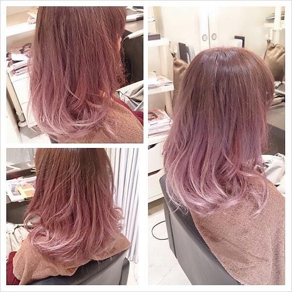 甘くて儚げ。この春したい髪色はピンク+ラベンダーの素敵なアンニュイカラー (2ページ目)|MERY [メリー]