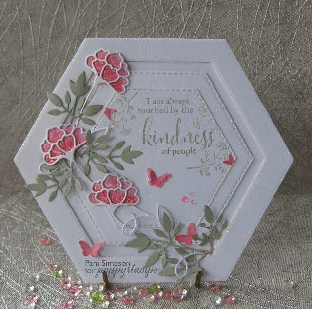 Image result for pinterest cards made with sue wilson dies
