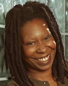 Whoopi Goldberg (November 13, 1955) -  http://en.wikipedia.org/wiki/Whoopi_Goldberg