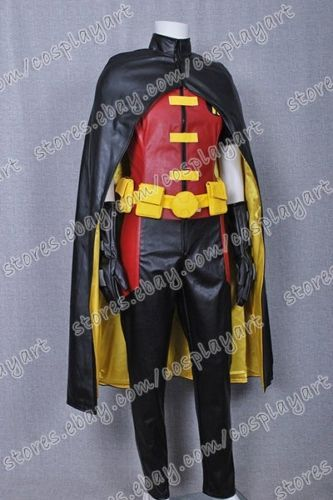 Young Justice Cosplay